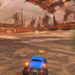車でサッカー!「Rocket League」Steam版をプレイ