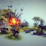 攻城装置の設計・構築・運用ゲーム「Besiege」感想とMod導入方法