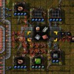 Factorio:貨物車両を中心に置く工場作り