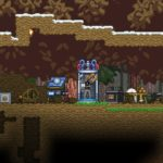 Starbound:探索メモ #6 地道に強化